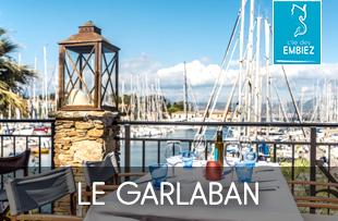 Le Garlaban restaurant gastronomique à Six Fours les plages