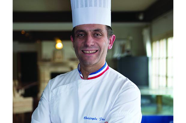 Chef Christophe Pacheco Meilleur Ouvrier de France 2011