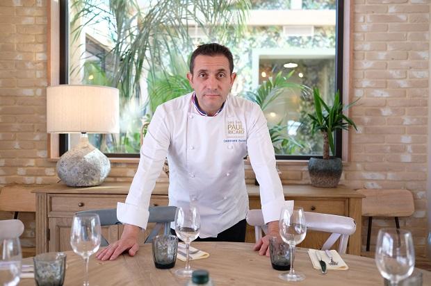 Chef Christophe Pacheco, un des meilleurs ouvrier de France