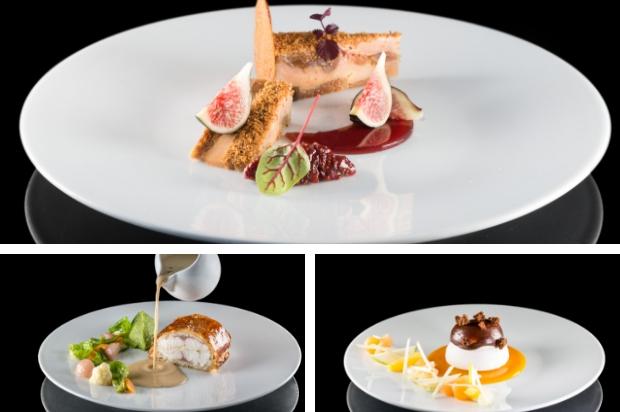 Cuisine de Christophe Pacheco Meilleur Ouvrier de France