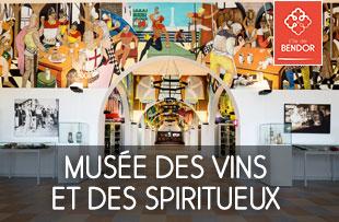 musée des vins et spiritueux sur l'île de bendor