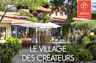 le Village des créateurs de l'Ile de Bendor