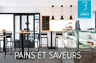 Pains et Saveurs - Caterer/bakery