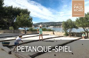 Petanque Spiel
