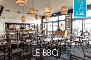 BBQ Restaurant Brasserie sur Ile des Embiez à Six Fours