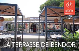 La Terrasse de Bendor restaurant brasserie à Bandol