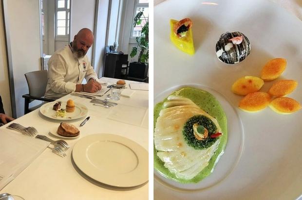 Plat prix culinaire Prosper Montagné 2018