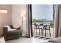 Appartement en location saisonnière sur l'île des Embiez avec vue mer