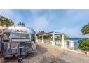 Restaurant le Truck de l'île (burgers, hot-dogs...) sur l'île des Embiez