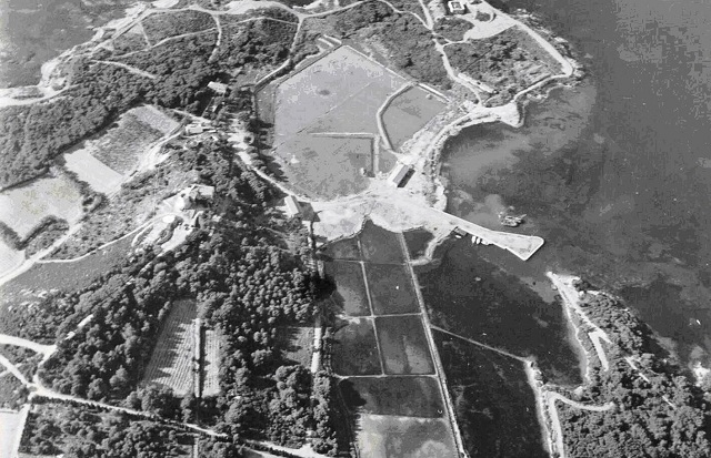 Achat embiez en 1958 par Paul Ricard