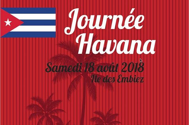 Journée et soirée Havana sur Les Embiez