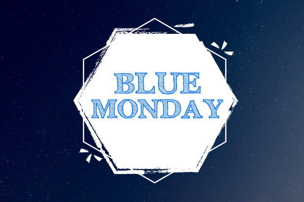 Blue Monday lundi 21 janvier 2019