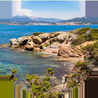 Crique de l'île des Embiez - Paul Ricard