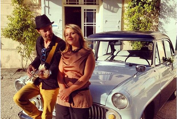 Duo Every sing en concert au SARTI pour les lives du jeudi sur île des Embiez