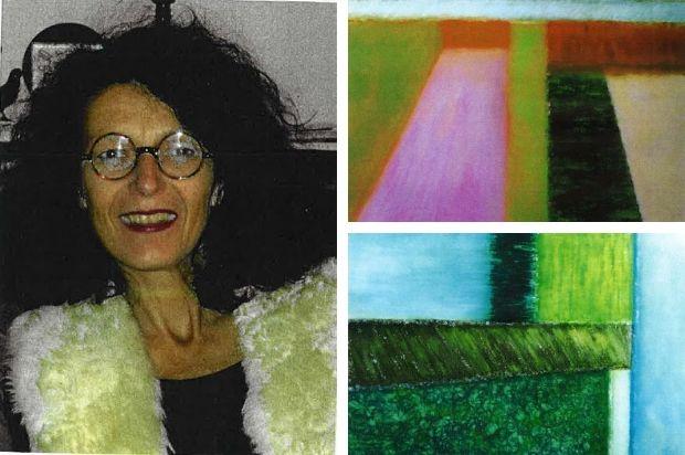 Isabelle PHILIPS-DECRAMER,peintre candidate au Symposum de peinture Paul Ricard