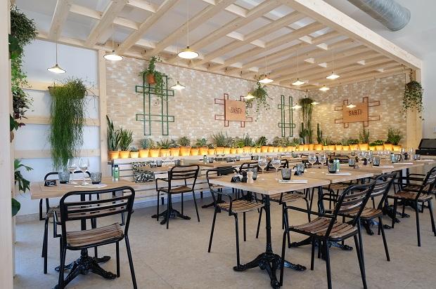 SARTI, restaurant ouvert à l'année sur l'île des Embiez