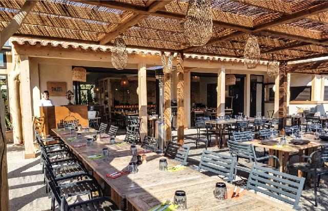 Déjeuner au restaurant Sàrti pendant vos vacances de la Toussaint